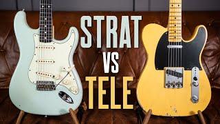 Strat Vs Tele – That Pedal Show