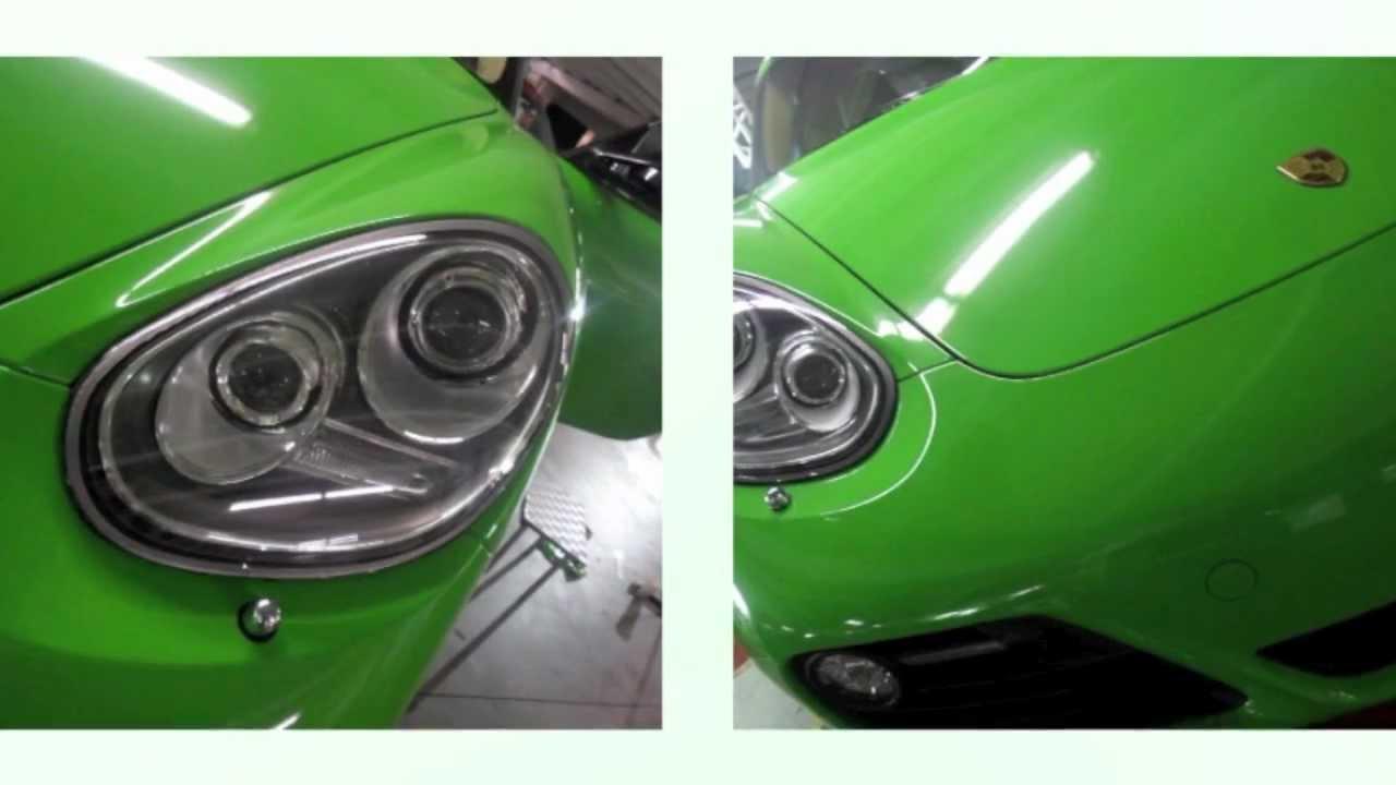 Envelopamento Porsche Cayman  39484285905