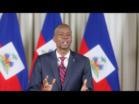 President of Haiti Has Been ASSASSINATED(Uploaded on YouTube Jul 7, 2021)