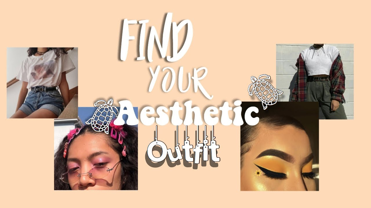 find your aesthetic quiz // aesthetic outfit quiz - YouTube