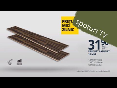 Brico Depot - Living Parchet laminat