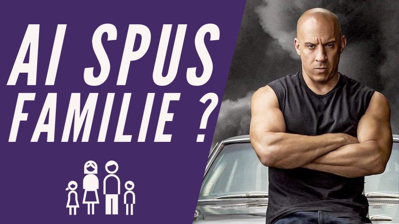 Dom Toretto si Familia - Care e faza ?