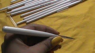 How to Stop Shaky Hands While Drawing? : Beginners Nail Art Tips!
