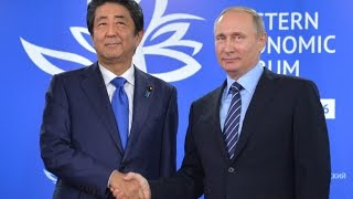 Putin: Russia Is Ready to Reach Deal With Japan Over Islands
