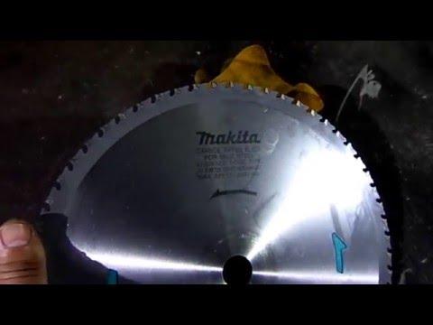 Makita. Отрезной диск по металлу.