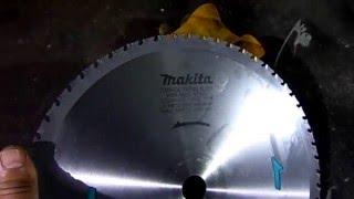 Makita. Отрезной диск по металлу.(, 2016-01-02T04:58:04.000Z)