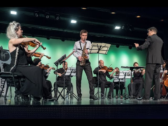 JORDI ROUSCHOP - FINAL ROUND - IV ANDORRA INTERNATIONAL SAXOPHONE COMPETITION 2017