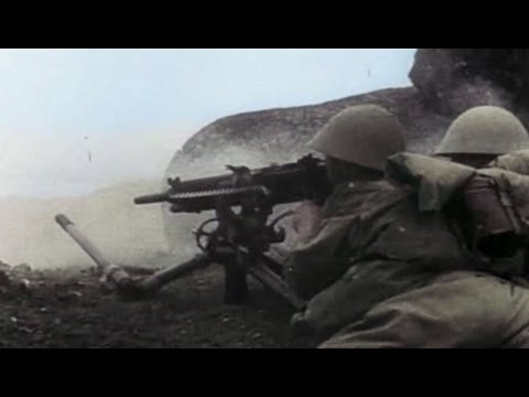 1942 The Taking of Singapore - Japanese Footage Only