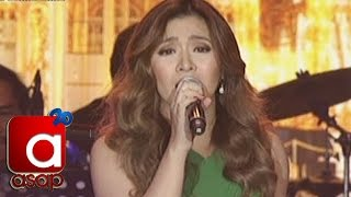 "ASAP: Angeline Quinto belts ""All By Myself"" on ASAP"