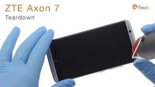 ZTE Axon 7 Teardown Guide - Fixez.com thumbnail