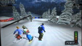 DEMO Games PSX:  S.C.A.R.S, COOL BOARDERS 3