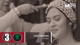 TANGGA LAGU INDONESIA JULI 2018