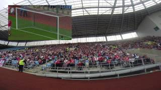 FanCam: Coventry City 1-3 Bristol City