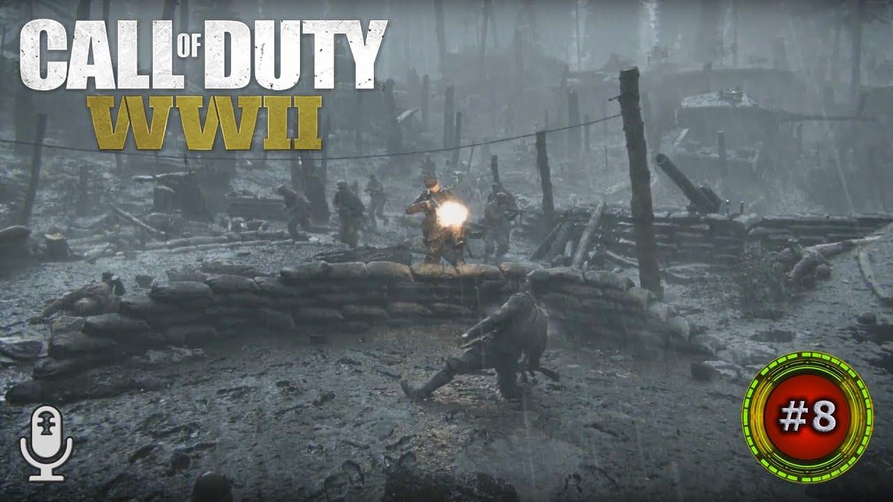 Ezek megölték Kennyt! – Call of Duty WW2 Végigjátszás #8 Hardened