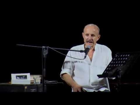 Iliade un racconto mediterraneo - Giuseppe Cederna al Festival La Versiliana