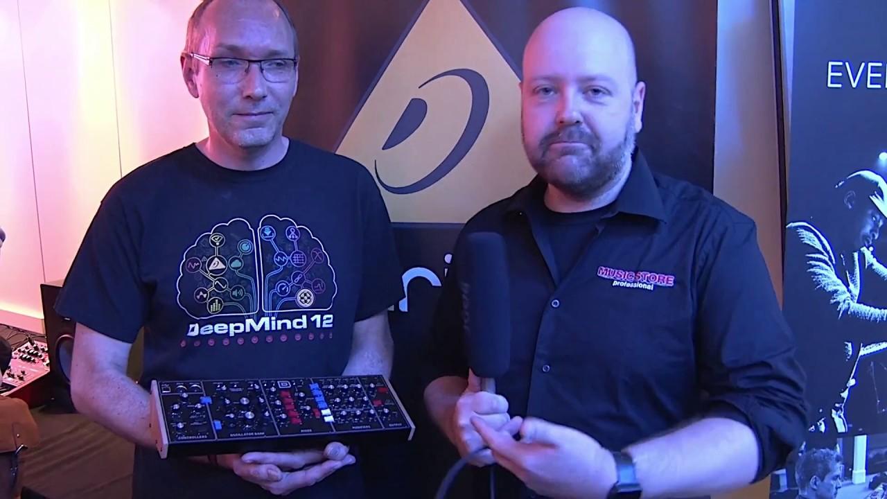 Behringer Model D - Music Player Network