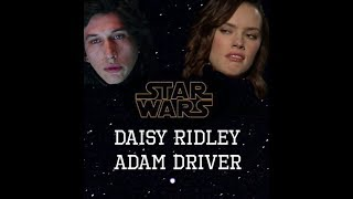 Adam and Daisy l Funny Moments (tlj reylo spoiler) //requested//