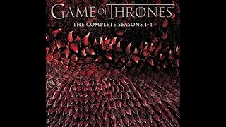 Baixar Game of Thrones: The Complete Seasons 1-4 Blu Ray unboxing (UK Version)