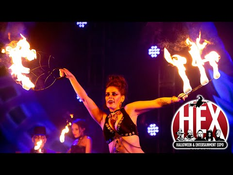 HEX - Halloween And Entertainment Expo! Exploring Calgary Events!