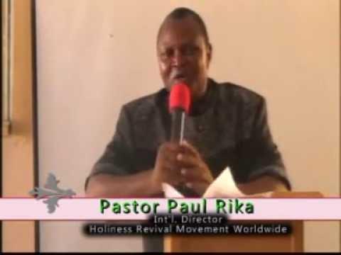 Testimony Concerning Late Pastor Moses Semika Who Missed Heaven