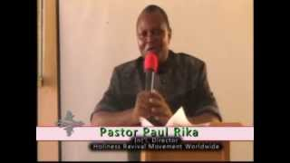 Testimony Concerning Late Pastor Moses Semika Who Missed Heaven