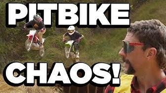 Travis Pastrana Joins the Race