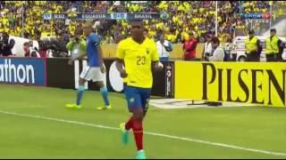 Equador 0x3 Brasil - Eliminatórias Sul Americanas - 2016 - Jogo Completo