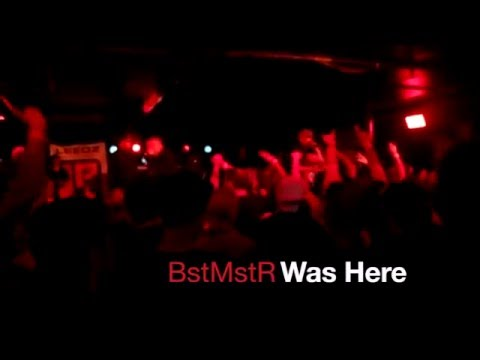 La Coka Nostra Live • Middle East Downstairs 2012
