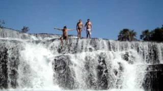 7 Quedas Rio Verde Osvani Pedro Cabral e Felipe