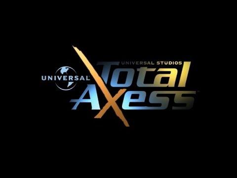 Universal Studios Total Axess 2002 promo (60fps)