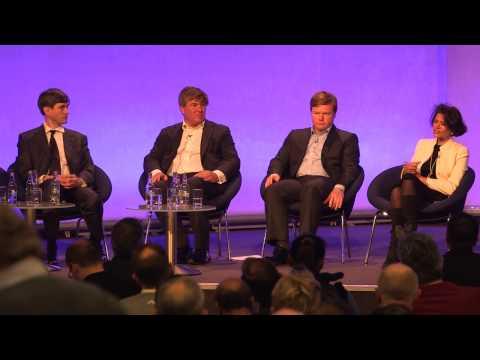 UK Investor Show 2014 video - Tech Investing