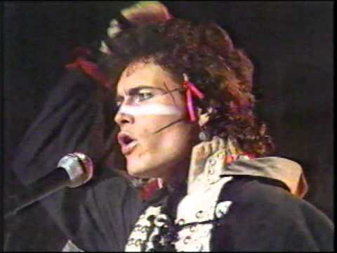 Adam and the Ants - Stand and Deliver  (1981 Solid Gold)