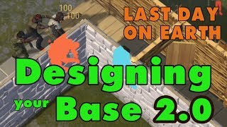 Last Day on Earth Base Layout or how to build my base Last Day on Earth Survival, LDOE Multiplayer