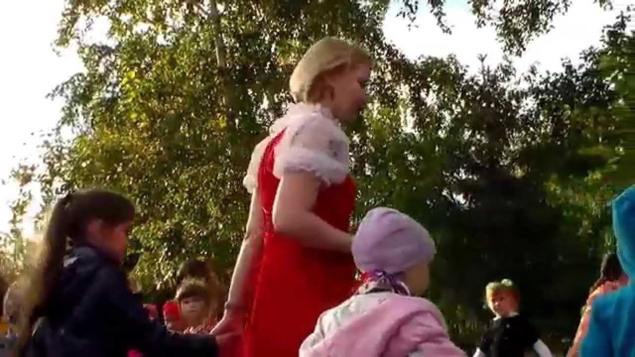красивая девушка ирина красиво поет !праздник барнаул 285 лет