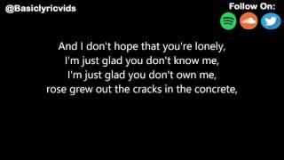 Crossroads - By Abstract (Feat. Delaney Kai) (Lyrics)