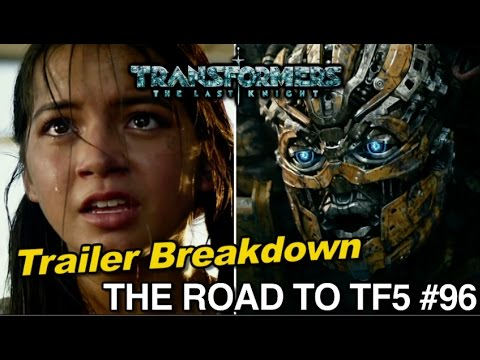 Transformers The Last Knight Trailer #1 Review Analysis - [THE ROAD TO TF5 #96]