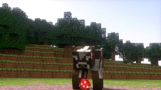 The Somehow Transformation of the Cow(Minecraft Animation)