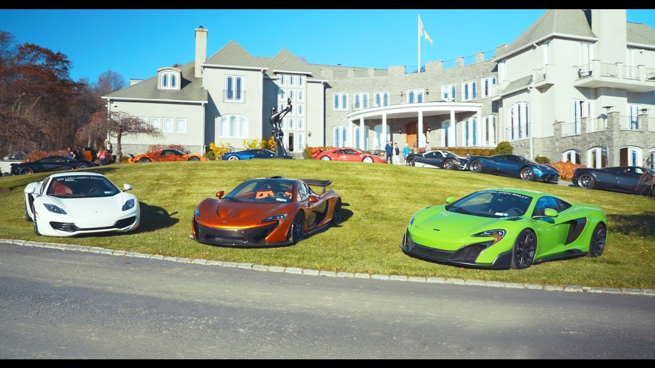 SECRET SUPER CAR MANSION PARTY & THE BUGATTI CHIRON! - YouTube