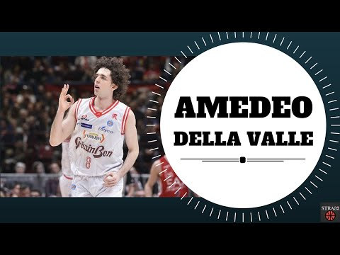 AMEDEO DELLA VALLE MIX 2015/2016 - Heroes tonight
