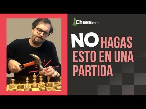 10 gestos de mala educación durante una partida de ajedrez | Reflexiones de Luisón