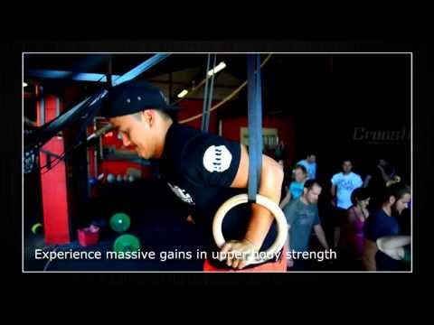 F-RINGS-W Force USA Wooden Gym Rings