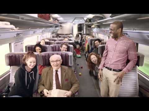 Eurostar adverts – Turbulence