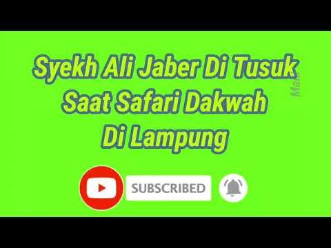 syekh-ali-jaber-di-serang-saat-ceramah-al-quran