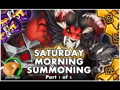 SUMMONERS WAR : Saturday Morning Summons - 300+ Mystical & Legendary Scrolls - (8/27/16 part 1 of 3)