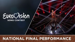 Justs - Heartbeat (Latvia) National Final Performance
