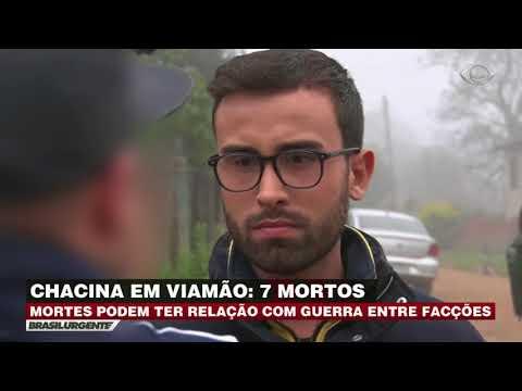 Chacina deixa sete mortos no Rio Grande do Sul