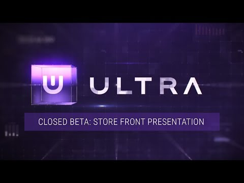 Ultra Store Front [Closed Beta]