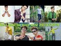 latest best pose boys style 2018/2019