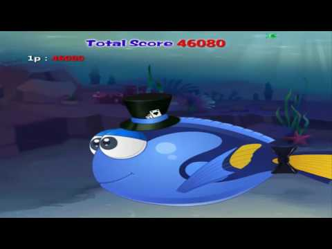 Funny Game Videos   Relaxing Games   Fish Eat Fish 3 Players # 20