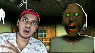 GRANNY Got GREEN EYES !! New Granny MOD !! | Granny Horror Game #6 ( Free Android Horror Game )